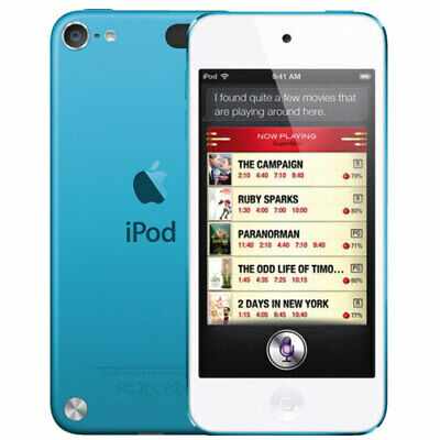 Apple iPod Touch 5th Generation Blue (32GB) Grade D