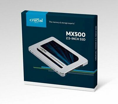 Crucial MX500 2TB 3D NAND SATA 6Gb/s 2.5 Inch Internal 7mm Drive CT2000MX500SSD1
