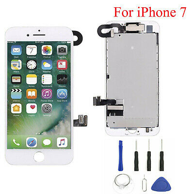 For iPhone 7 A1660A1778A1779 LCD Digitizer+Touch Screen Assembly Replacement lot