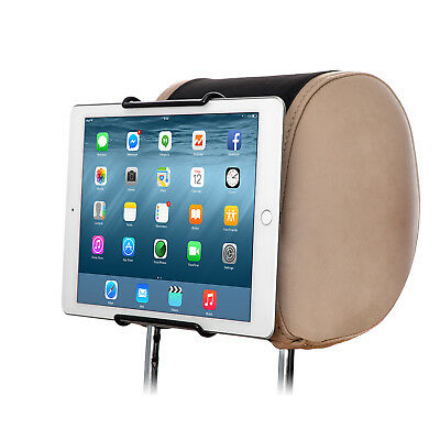 TFY Universal Car Mount Tablet i Pads Holder Stand with Strap for 7 - 11 Inch