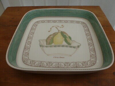 Wedgwood Sarah's Garden Large Square Oven Dish