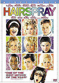 Hairspray (2007) [DVD] [2017], Very Good DVD, Nikki Blonsky,Elijah Kelley,Zac Ef