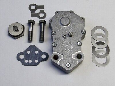 Morgo Rotary Oil Pump - Ariel Square Four MK1