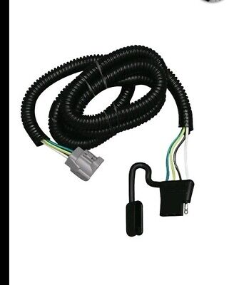 trailer wiring harness kit for 01-03 lexus rx300 toyota highlander  tconnector rb