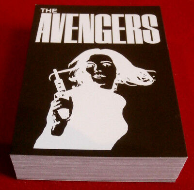 THE AVENGERS ADDITIONS - Series 3 - Strictly Ink 2010