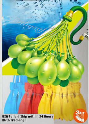 629 Pcs Self-Sealing Instant Water Balloons, 17 Bunch, Bunch O Balloon style