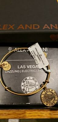 Alex And Ani City Of Lights Las Vegas Exclusive Silver Charm