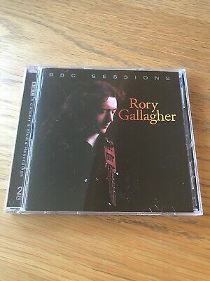 Rory Gallagher - BBC Sessions (2018) CD