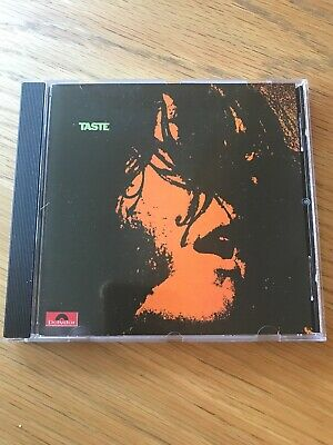 Taste  - Taste Debut Album CD Rory Gallagher