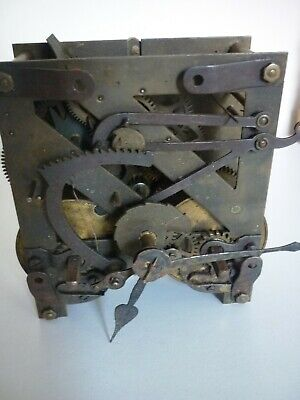 Mantle clock movement,(spares or Repair).
