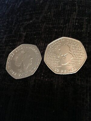 New Sherlock Holmes 2019 50p Fifty Pence Coin Collectible