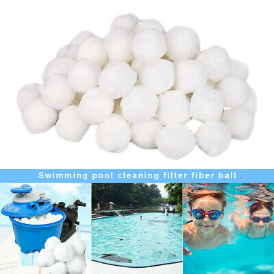 Durable Filter Ball Sand Lightweight Eco-friendly for Swimming Pool Cleaning SU