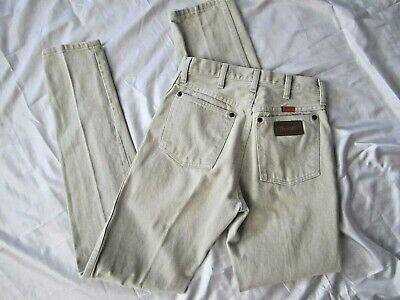 965b5f75 Wrangler Vintage Womens Jeans High Waist Tapered Size 5 26X34