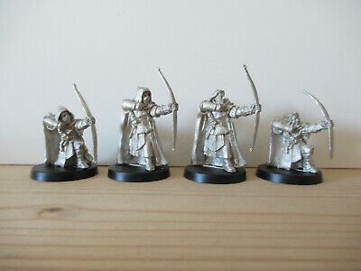 Games Workshop Citadel Lord of the Rings Lotr Gondor Faramir's Rangers Metal