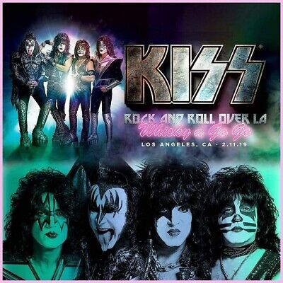 KISS Rock N Roll Over L.A. CD 2019 *Import*