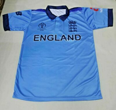 WEST INDIES WORLD CUP CRICKET TEAM ODI SHIRT 2019  Size L cheapest on Ebay