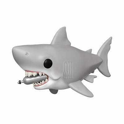 Jaws Great White Shark with Diving Tank Pop! Movies 6 inch Vinyl Figure