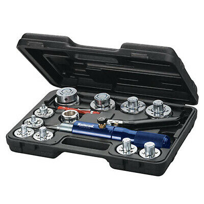 Mastercool 71650-A Tube Expanding Tool Kit with 10 Expander Heads