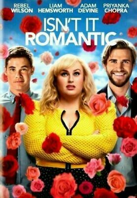 Isn't It Romantic (DVD,2019)  NEW FREE SHIPPING FROM USA