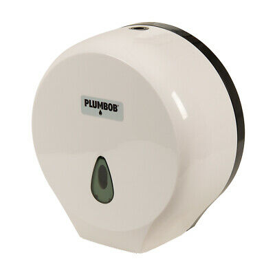 Plumbob 991687 | Jumbo Toilet Roll Dispenser 290 x 280 x 130mm