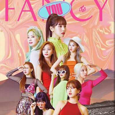 FANCY YOU by TWICE The 7th Mini Album [A Ver.]
