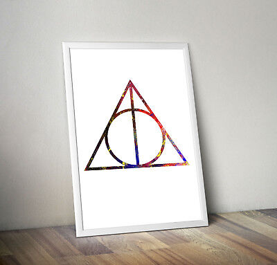 Harry potter, print, poster, prints, posters, quote, wallart, gift, party, art