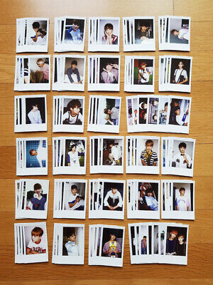 SEVENTEEN 2016 SHINING DIAMOND Concert Official Photocards Member Set
