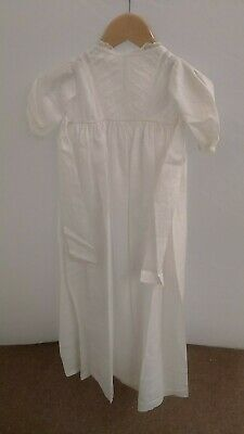 Vintage Baby's Christening Gown