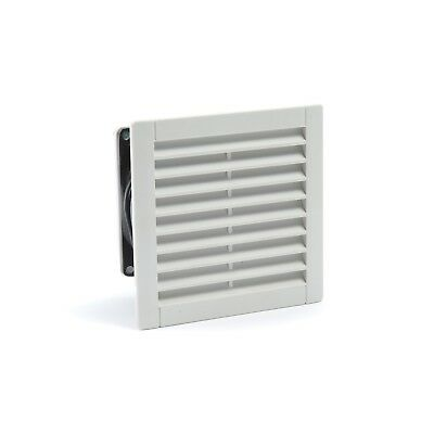 LinkWell FK77 DC Control Panel Filter Fan to IP54 (20~230 cubic m/hour)