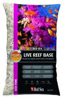 Live Reef Base Red Sea 10Kg Reef Pink. Arena Viva Acuario Marino