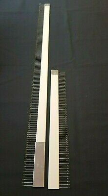 Brother Knitting Machine Parts Accessories Bulky Kh260 2 Piece Cast On Comb Set