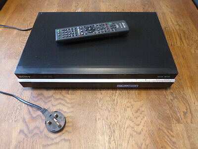 Sony Rdr-Hxd790 Dvd Recorder With Hdd Drive And Dvd Player
