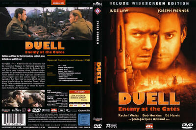 DUELL - ENEMY AT THE GATES --- Ed Harris --- Jude Law --- Uncut ---