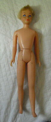 Vintage 1967 Mattel Japan Skipper #2 Doll with Click Knees