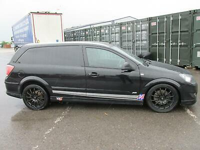 Vauxhall Astravan 1.9CDTi 16v Sportive vxs Special Edition Possibly collectors