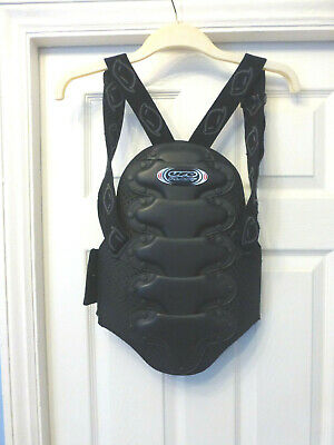 Ufo Plast Motocross Quad Bike Body Back Protection Support Armour 155Cm-195Cm