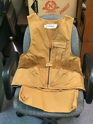 5bbde7c3a1047 UPLAND BIRD HUNTING Bandoleer/Vest - One Size - Small Game - New (G ...