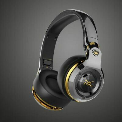 Cristiano Ronaldo Monster ROC Sport Black Platinum Over-Ear Headphones