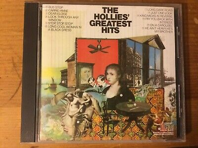 The Hollies' Greatest Hits.  CD