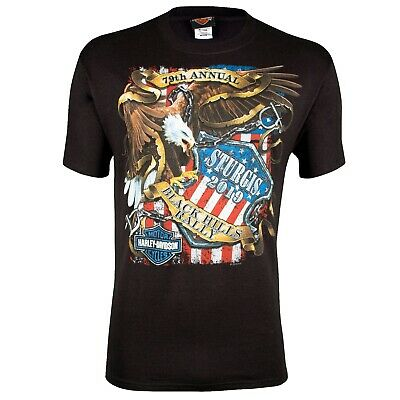 2019 Sturgis Harley-Davidson® Men's New Gen 79th Rally T-Shirt