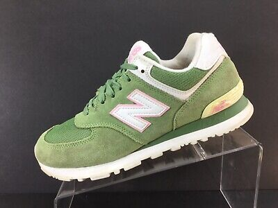 247a39ad57f06 New Balance 574 Womens Running Walking Crossfit Casual Shoes Ladies Size 8.5