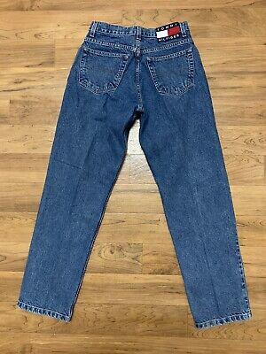 0912850a VINTAGE TOMMY HILFIGER high waisted jeans Size 6 Excellent used ...