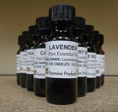 15 ML Pure ESSENTIAL OIL Natural Aromatherapy Therapeutic Grade Essential Oils