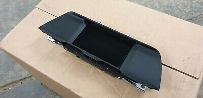Bmw 5 Series F10 F11 Navigation Display Screen  9241825