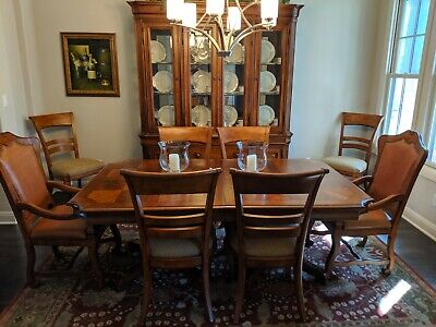 Full Formal Dining Room Set By Stanley Furniture