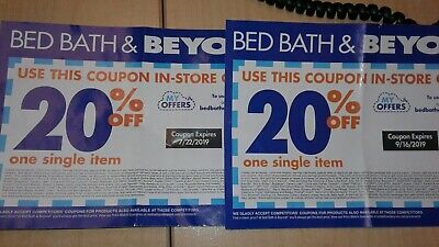 48ae649d6ec8 BED BATH & Beyond 9 Coupons $10 off 20 %, Jos A Bank 4 $100, in ...