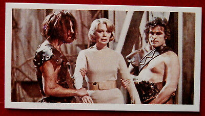 SPACE 1999 - Card #019 - MISSION OF THE DARIANS - BASSETT, 1976