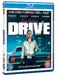 Drive (Blu-ray, 2012) BRAND NEW AND SEALED