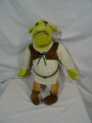 "Dreamworks Shrek 2 Ogre  Plush 19"" NWT"