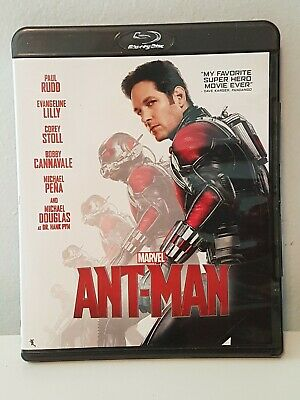 MARVEL STUDIOS Ant-Man 1-Disc BD [Blu-ray] NICE COVER ART